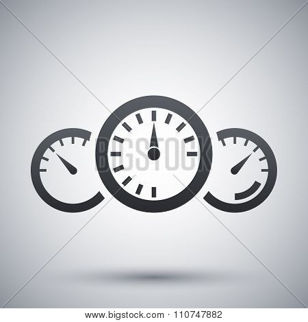 Vector Dashboard Icon