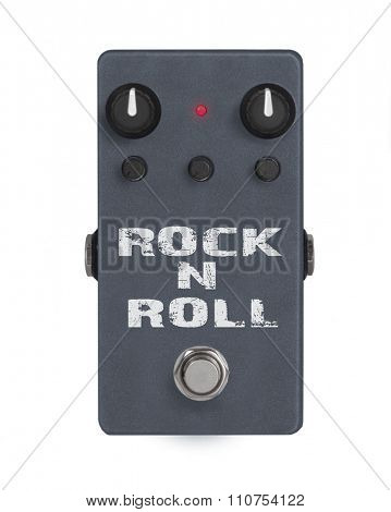 Guitar Effect Pedal - Music Genre - Rock and Roll