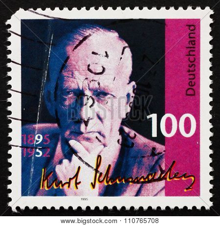 Postage Stamp Germany 1995 Kurt Schumacher, Politician
