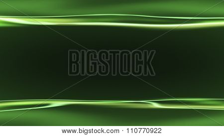 An image of a green background with light streaks