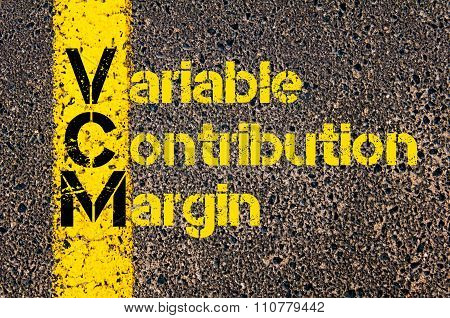 Accounting Business Acronym Vcm Variable Contribution Margin