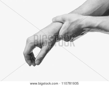Pain In Male Wrist