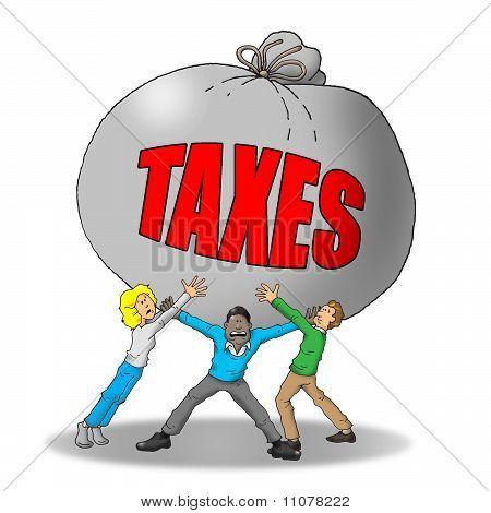 Carga tributaria