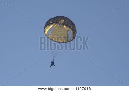 Parachute Trouble