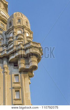 Montevideo Landmark Palacio Salvo Palace