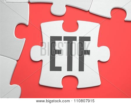 ETF - Puzzle on the Place of Missing Pieces.