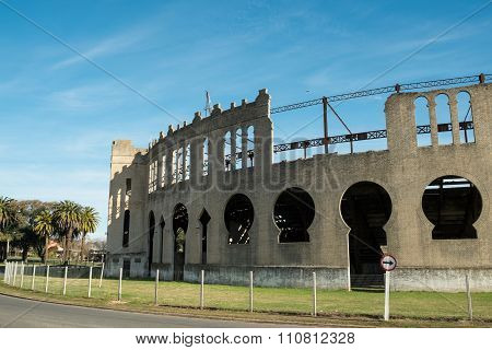Colonia Bullfight Ring