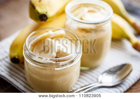 Banana Pudding For Breakfast