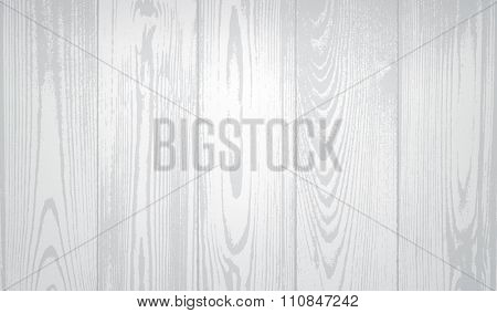 Wood light texture background. Vector paper illustration.