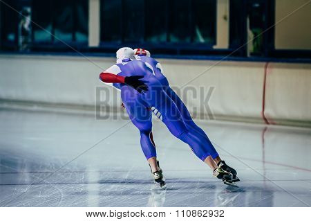 men athletes skater simultaneously roll