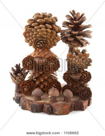 Cones Decoration