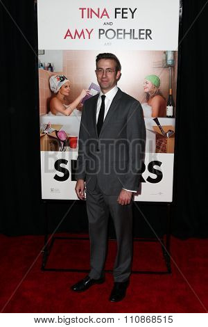 NEW YORK-DEC 8: Actor/writer Matt Oberg attends the premiere of