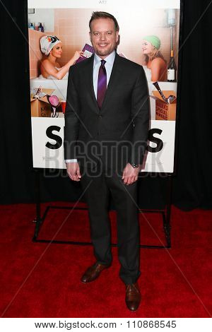 NEW YORK-DEC 8: Director Jason Moore attends the premiere of