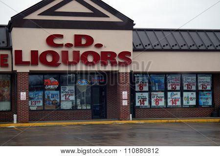 C.D. Liquors