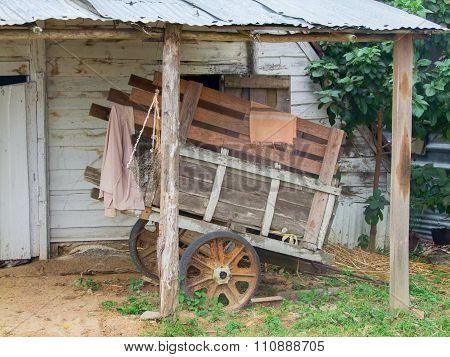 Rural Scenery In Cuba