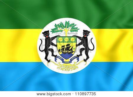 Presidential Standard Of Gabon