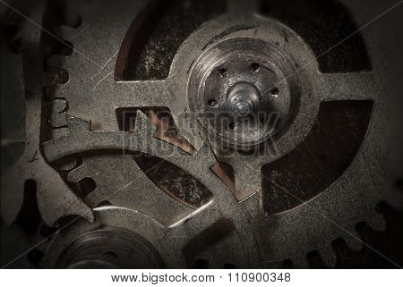 Gear Mechanism 22