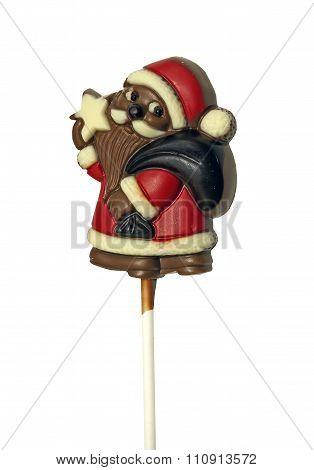 Santa laus Lollipop