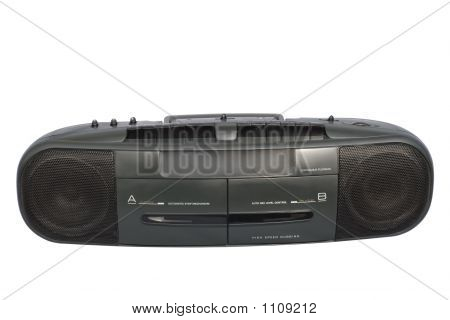 Black Boom Box