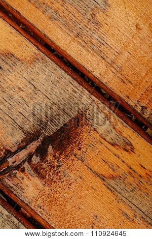Old Flooring Background.