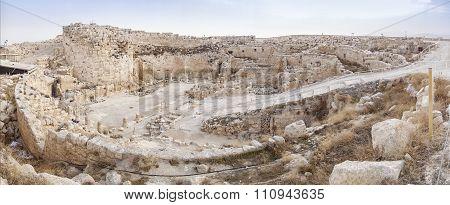 Herodium, Israel
