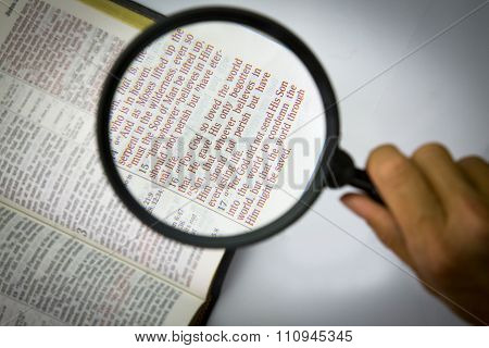 Most popular bible verse