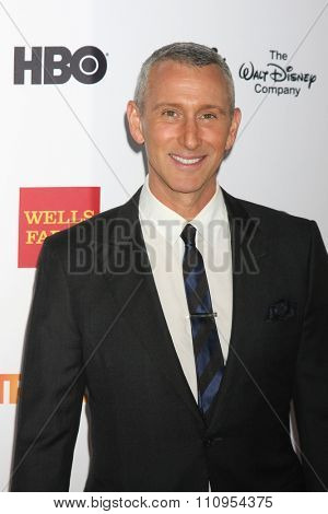 LOS ANGELES - DEC 6:  Adam Shankman at the TrevorLIVE Gala at the Hollywood Palladium on December 6, 2015 in Los Angeles, CA