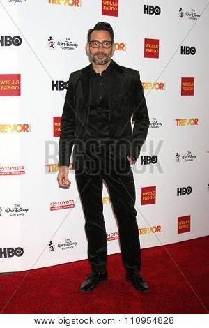 LOS ANGELES - DEC 6:  Gregory Zarian at the TrevorLIVE Gala at the Hollywood Palladium on December 6, 2015 in Los Angeles, CA