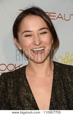 LOS ANGELES - DEC 3:  Zelda Williams at the The Beauty Book For Brain Cancer Edition Two Launch Party at the Le Jardin on December 3, 2015 in Los Angeles, CA