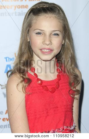 LOS ANGELES - DEC 3:  Mila Brener at the The Actors Fund�¢??s Looking Ahead Awards at the Taglyan Complex on December 3, 2015 in Los Angeles, CA