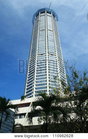 Komtar Tower Building In George Town, Malaysia