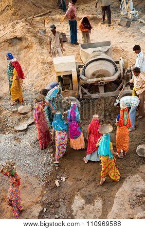 Women Labourers
