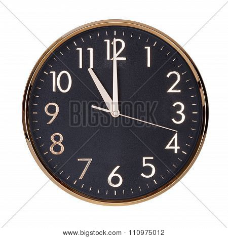 Eleven Hours On A Clock Face
