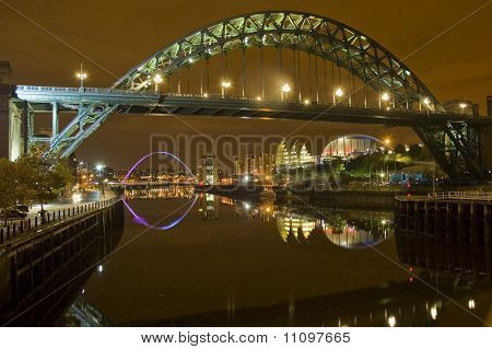 Newcastle River Front