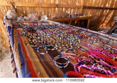 Handmade Sinai Bedouin Beads And Bracelets