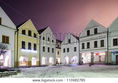 Zilina City Center, Slovakia