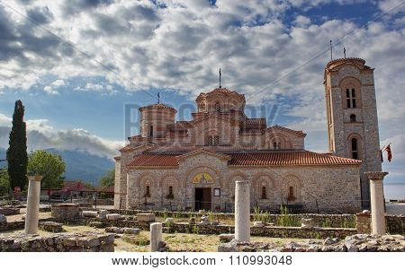 Orthodox church of saint Naum, Ohrid, Macedonia