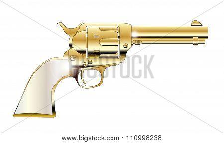 A Golden Revolver