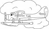 picture of hydroplanes  - vector  - JPG