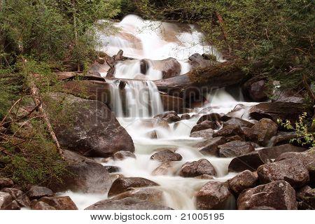 Shannon Falls, British Columbia
