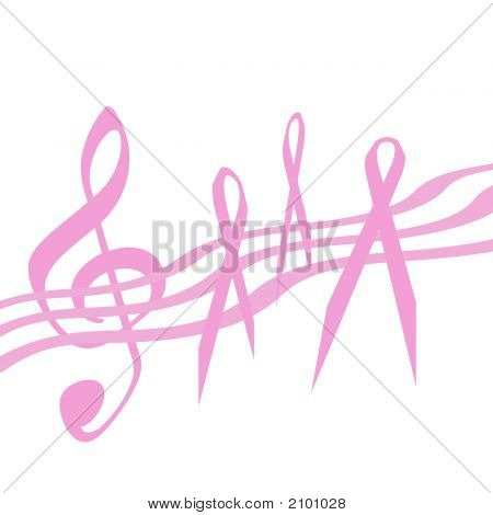 Pink Ribbon Music