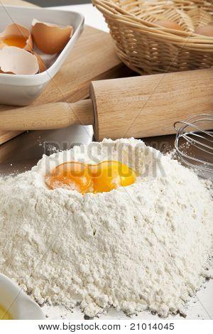 Baking Preparation