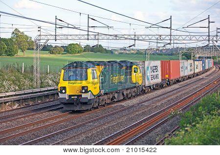 Diesel freight