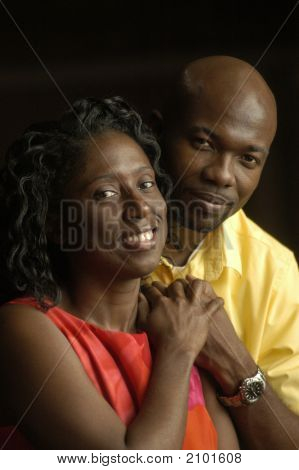 Contended Couple