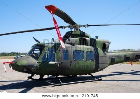 Canadian Military Helicopter