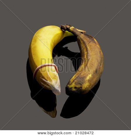 Condom On Banana