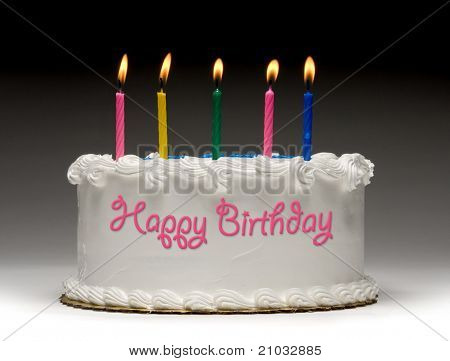 Birthday Cake Profile
