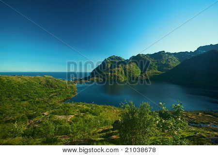 Moskenesoya, Lofoten, Norway