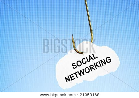 Hooked On Social Networking