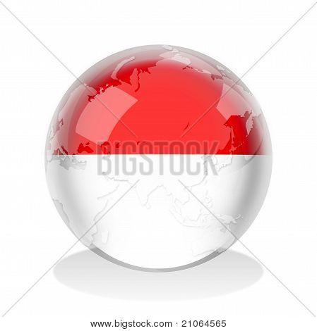 Crystal Sphere Indonesia